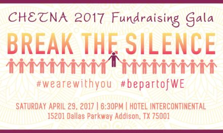 Break The Silence: CHETNA's 2017 Fundraising Gala