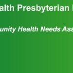 Texas Health Community Needs Assessment