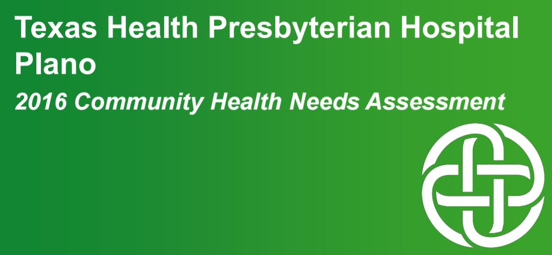 Texas Health Community Needs Assessment  Collin County Council On