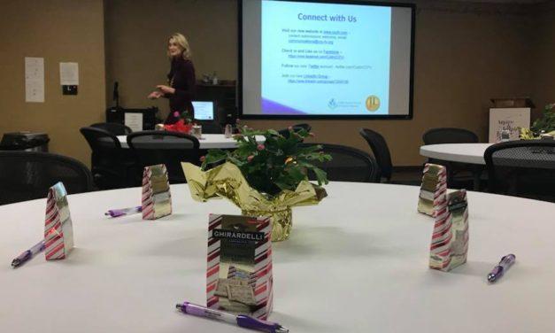 December Meeting: Chris Carathers